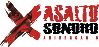 Logotipo de Asalto Sonoro